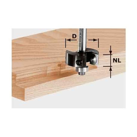 fraise queue de 8 mm 491085. Black Bedroom Furniture Sets. Home Design Ideas