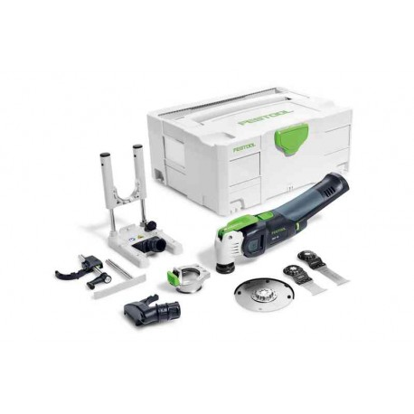 Outil oscillant OSC 18 Li E-Basic Set VECTURO 574849