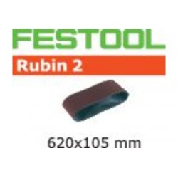 Bande abrasive L620X105-P100 RU2/10 499152
