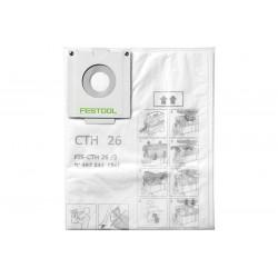 Sac filtre de sécurité FIS-CTH 26/3 497541